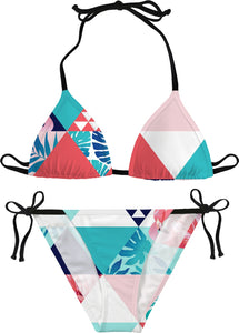 Hawaiian Flamingo Women's Bikini