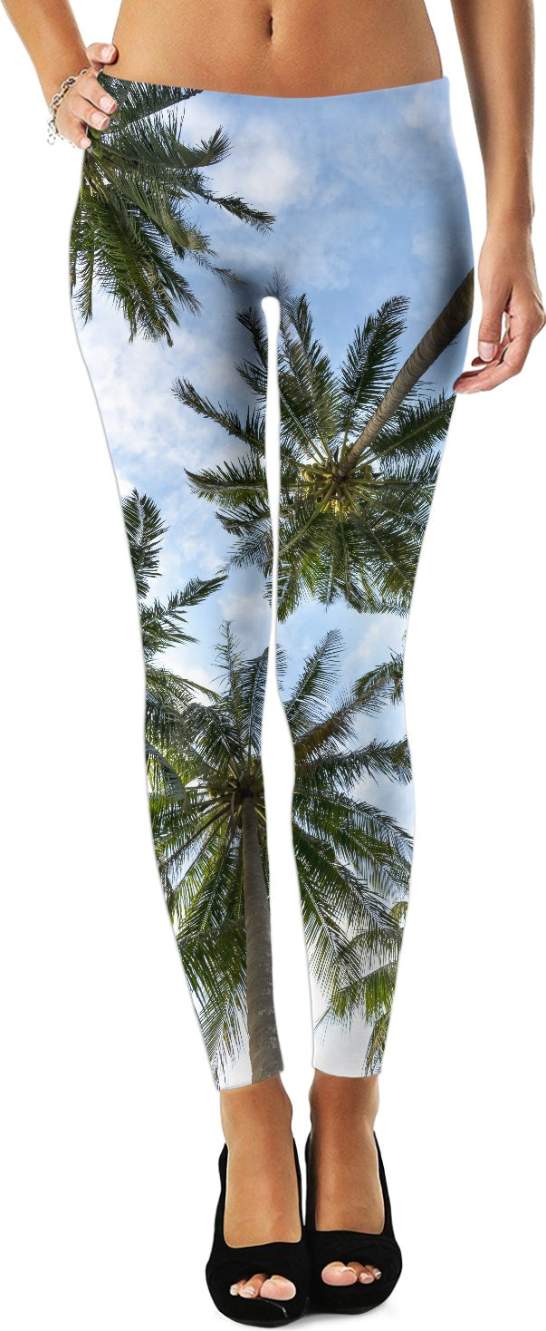 Palm Trees Women's Leggings