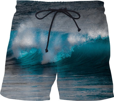 Catch the Wave Men's Swim Shorts
