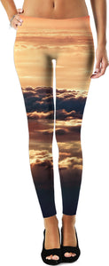 Above Women's Leggings/Plus Sizes Available/XS - 5XL