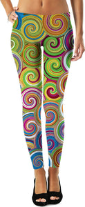 Objects in Color Women's Leggings