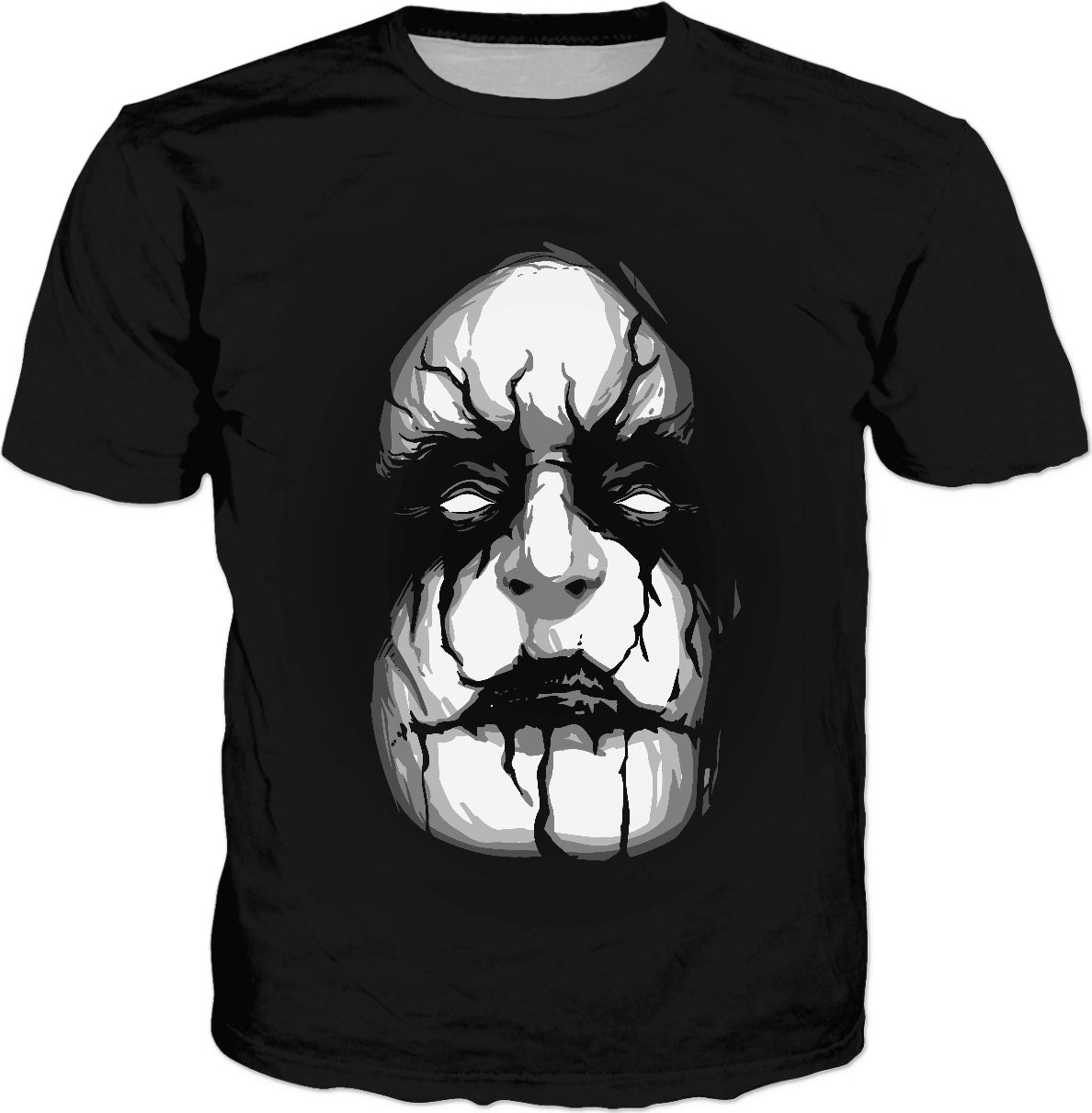 Black Metal Adult T-Shirt