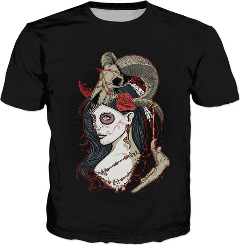 ROTS Dead Queen Adult T-Shirt