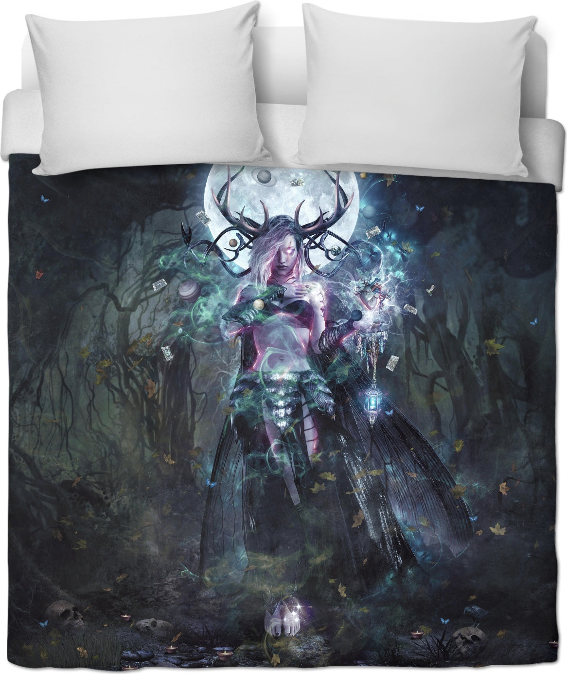 The Dreamcatcher - Duvet Cover
