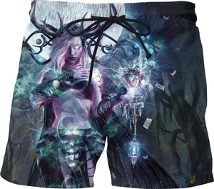 The Dreamcatcher - Swim Shorts