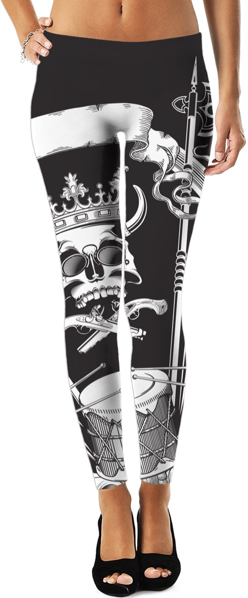 Skull Women's Leggings