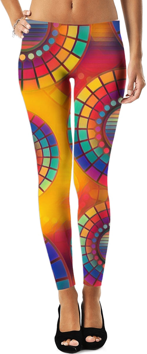Spring Colors Women's Leggings