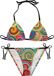 Colors of April Women's Bikini