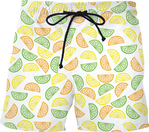 Citrus Swim Shorts