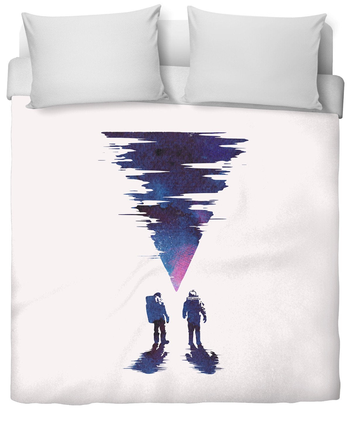 The thing Duvet Cover
