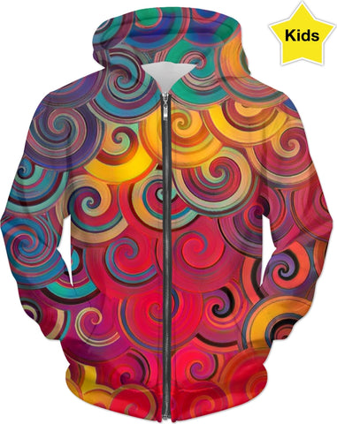 Carnival Hoodie for Children