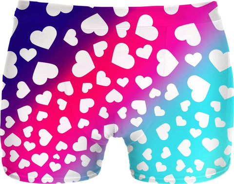 Hearts Ombre Unerwear