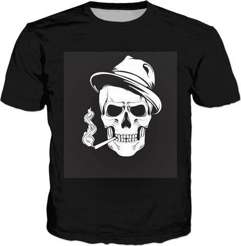 Skulls Can Smoke T-Shirt