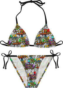 Break Dance Women's Bikini