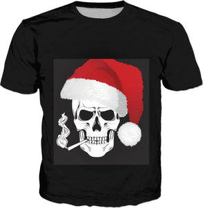 Merry Christmas Santy Clause T-Shirt
