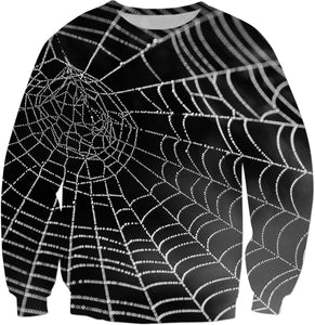 Spiderweb Sweatshirt