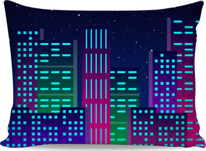 Cityscape Pillowcase
