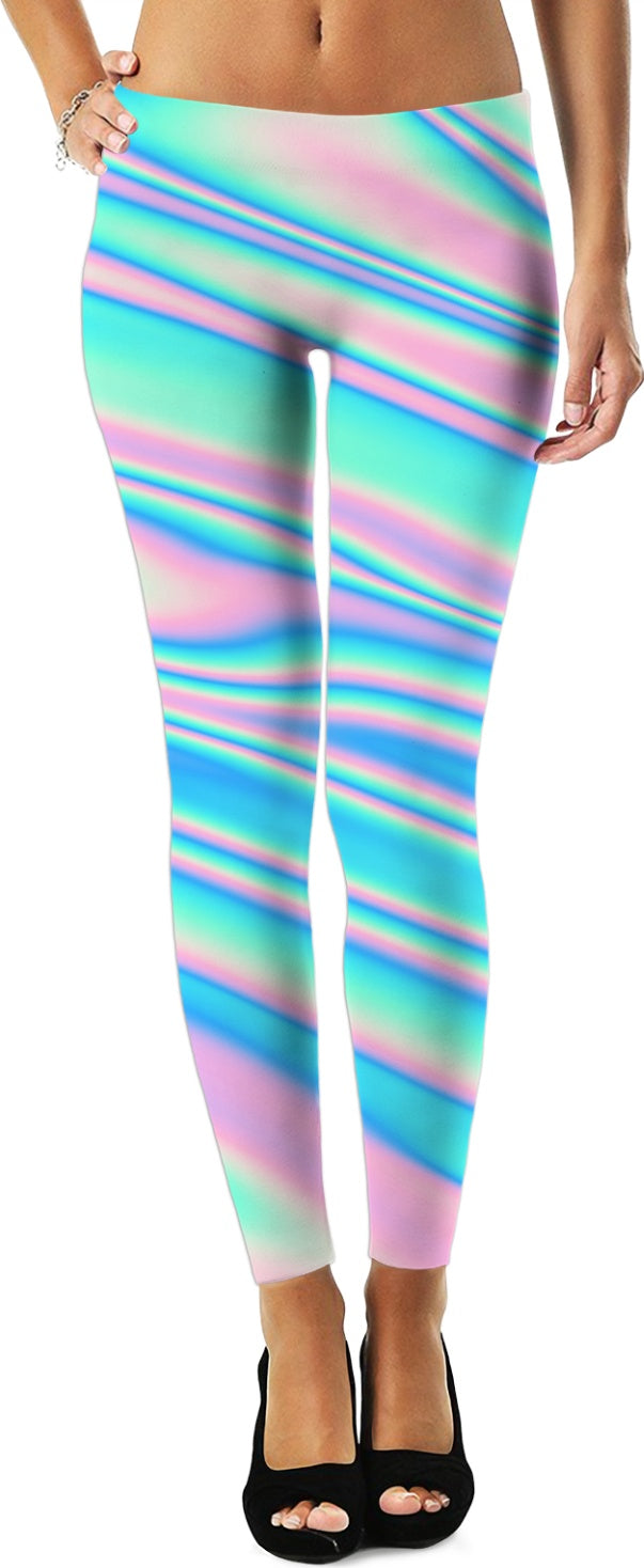 Neon Pastel Leggings