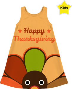 ROCD Happy Thanksgiving Dress
