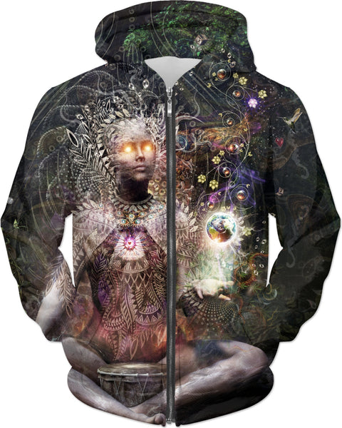 Sacrament For The Sacred Dreamers - Hoodie