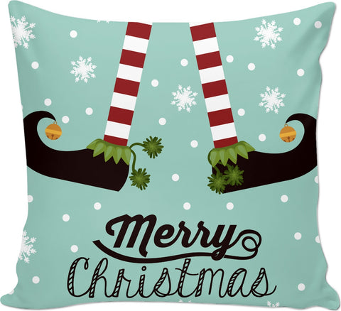 ROCP Christmas Elf Couch Pillow