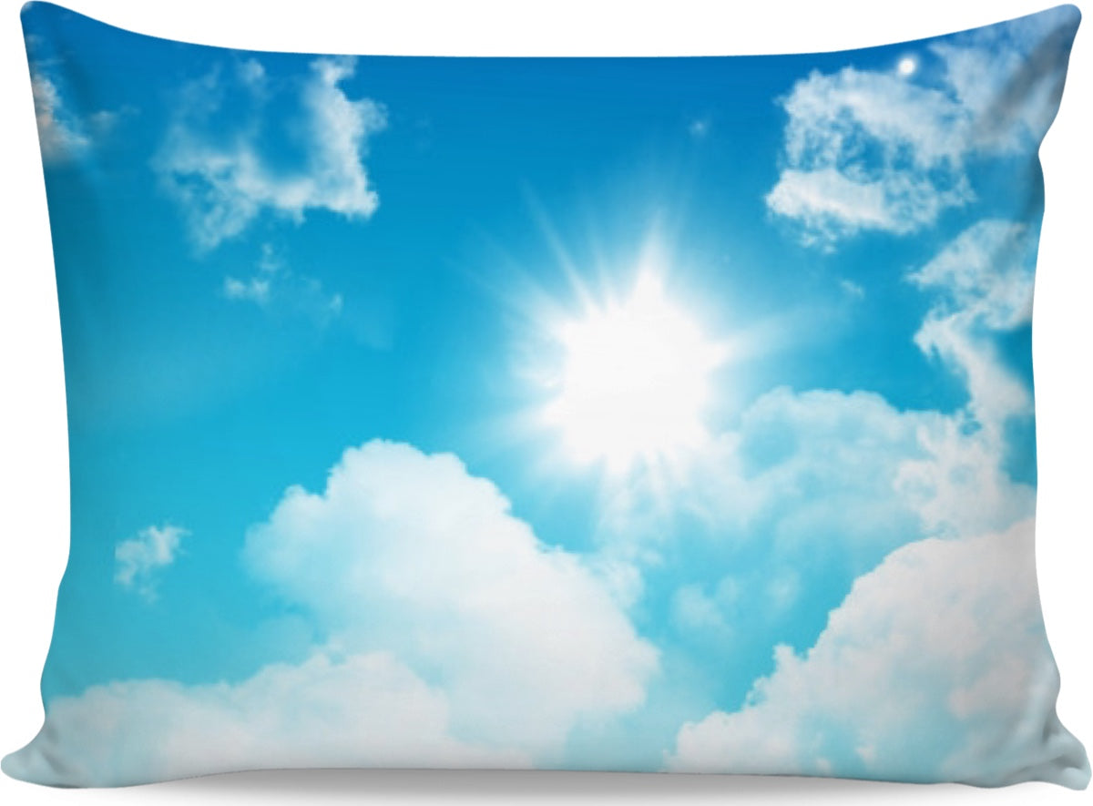 Beautiful Skies In The Morning Pillowcase