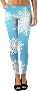 Large Flakes Leggings