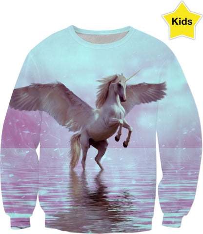 Unicorn Pastel Sweatshirt