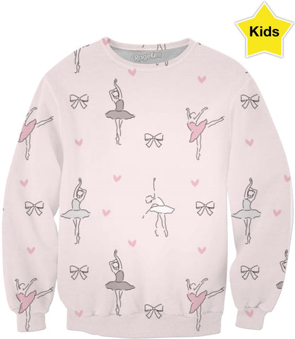 Ballerinas Children's Sweatshirt