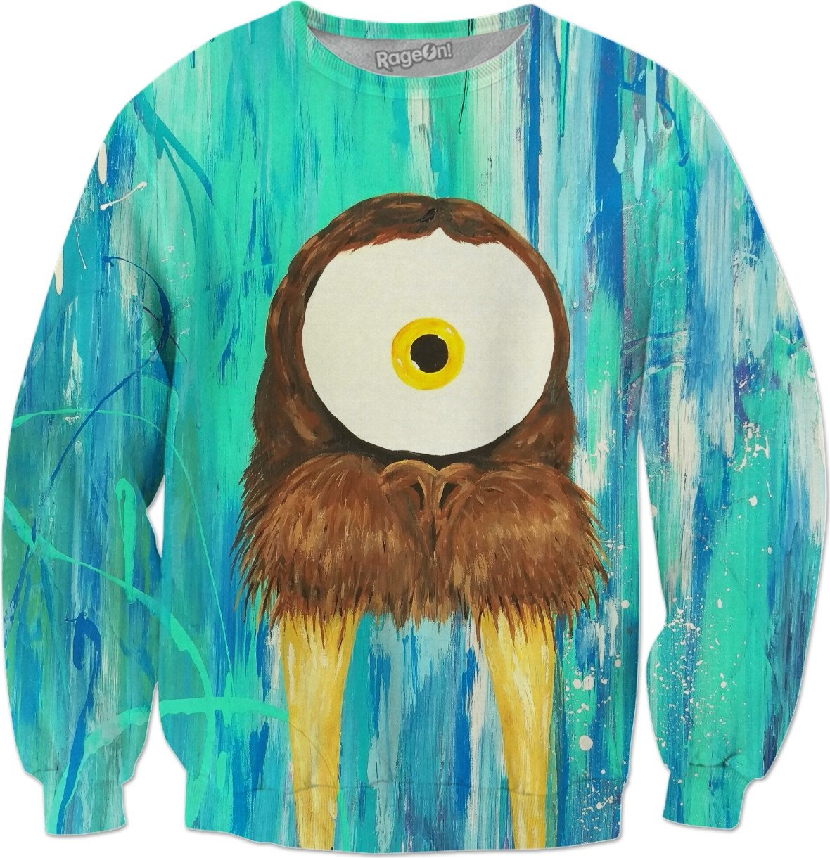 Spirit Animal Sight: Walrus Sweatshirt