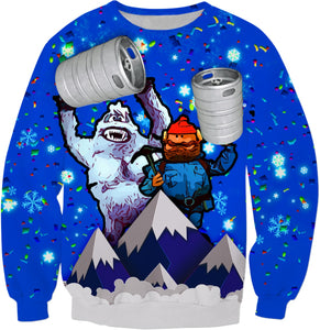 Bumble Keg Party! (Christmas Sweater)