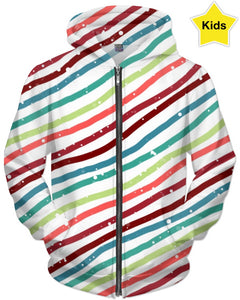 The Latest Striped Hoodie