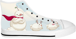 Snowdeer Lessons High Tops Shoes