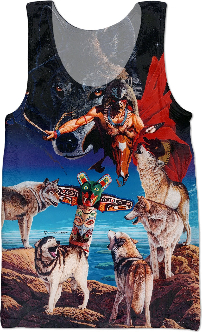 The Gathering Tank Top