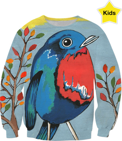 Have A Tweet Day Kids Sweatshirt