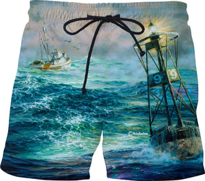 Almost Home Swim Trunks