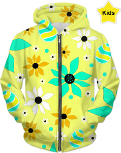 Time For Easter Kids Hoodie
