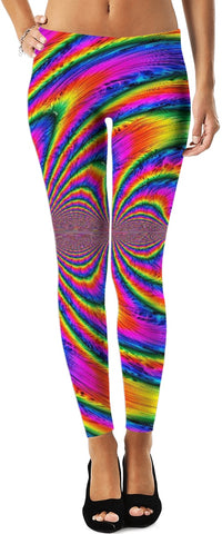 A Twist Leggings/Plus Sizes Available