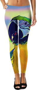 Parrot Legs Leggings