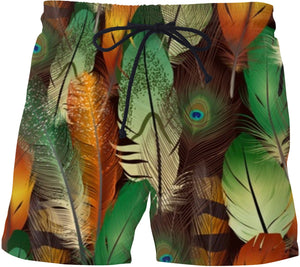 Feathers Swim Shorts