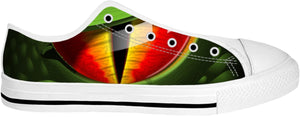 Dragon Eye Low Tops