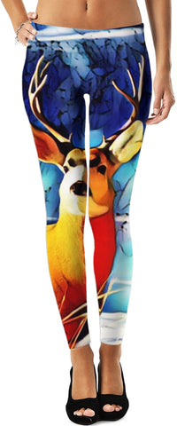 ROWL Deer Leggings