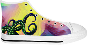 Tentacle Colors High Tops