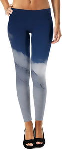 Snowy Mountain Leggings