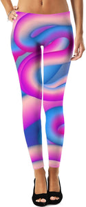 Twists And Turns Leggings