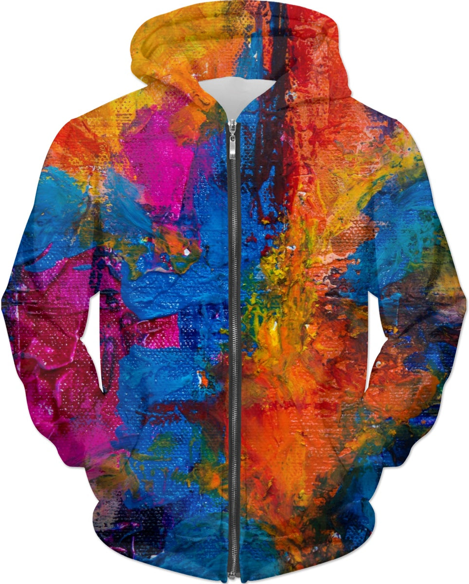 Art And Clothes Hoodie