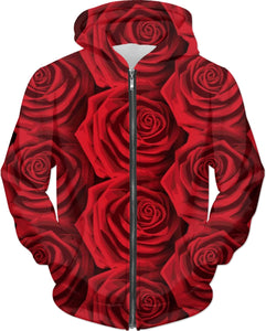 The Perfect Roses Hoodie
