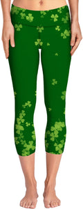 Shamrock Yoga Pants