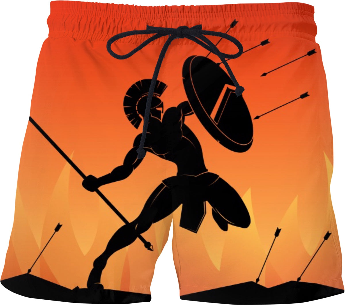 Spartan Swim Shorts