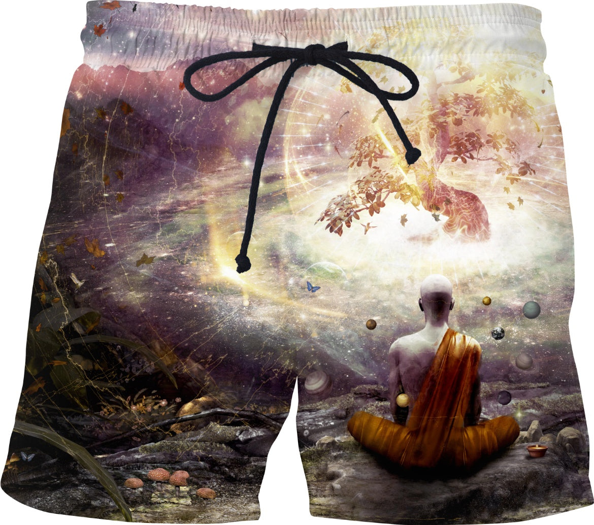 Nature And Time - Swim Shorts